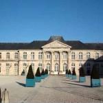 Le château Stanislas à Commercy