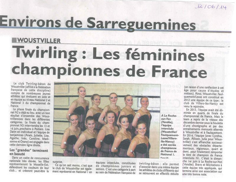 article woustviller groupe interclub 1